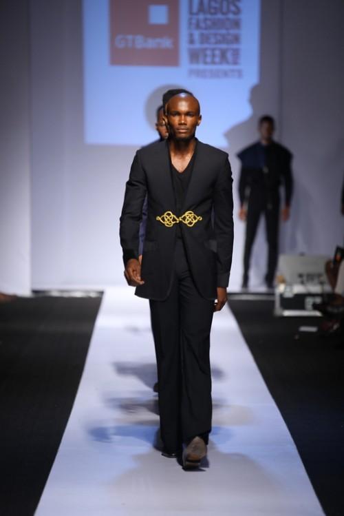 Okunoren Twins lagos fashion and design week 2014 fashionghana african fashion (5)