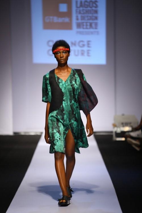 Orange Culture lagos fashion and design week 2014 fashionghana african fashion (2)