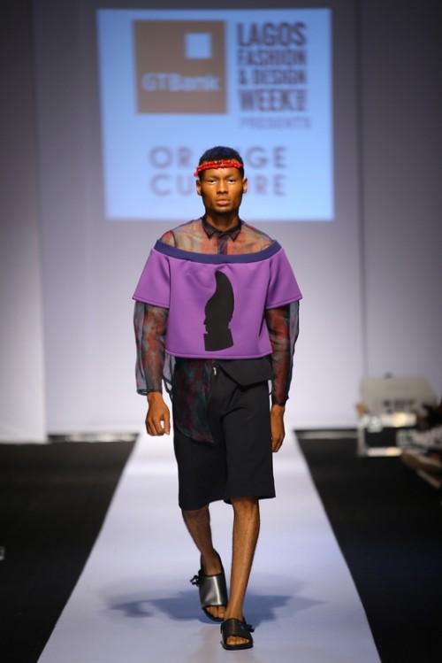 Orange Culture lagos fashion and design week 2014 fashionghana african fashion (4)