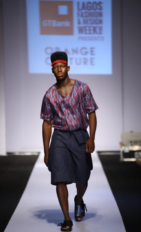 Orange Culture lagos fashion and design week 2014 fashionghana african fashion (5)
