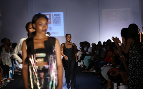 Tiffany Amber lagos fashion and design week 2014 fashionghana african fashion (36)