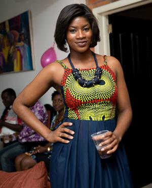Vanessa-Teye-in-her-design