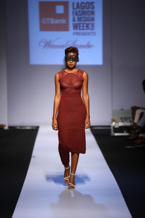 Wana Sambo lagos fashion and design week 2014 fashionghana african fashion (4)