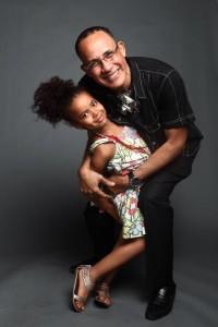 Alphadi & Daughter