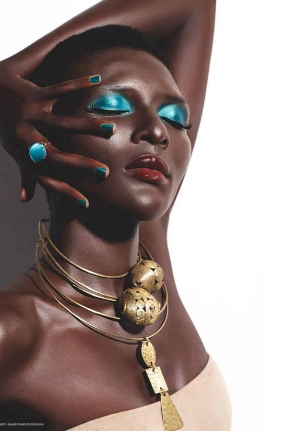 awa sanko fashion model ivory coast african fashion (1)