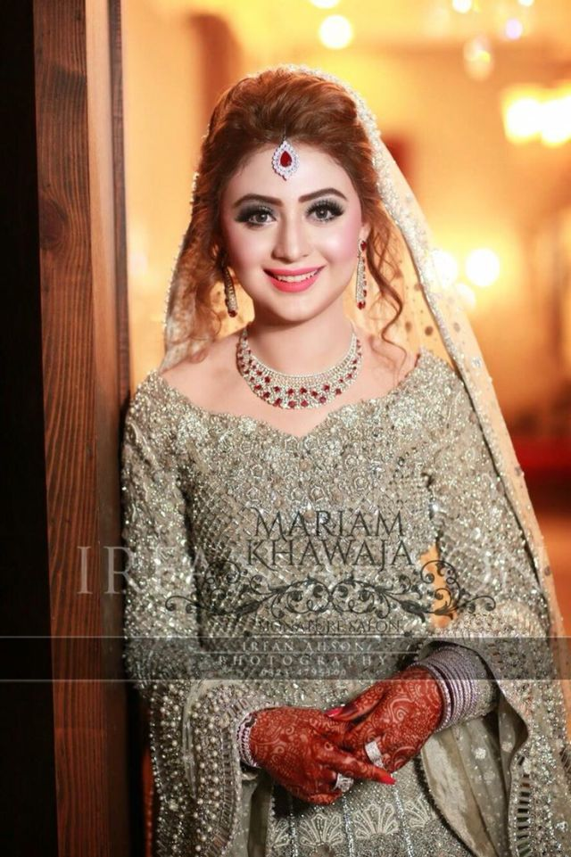 new pakistani bridal hairstyles to look stunning 27