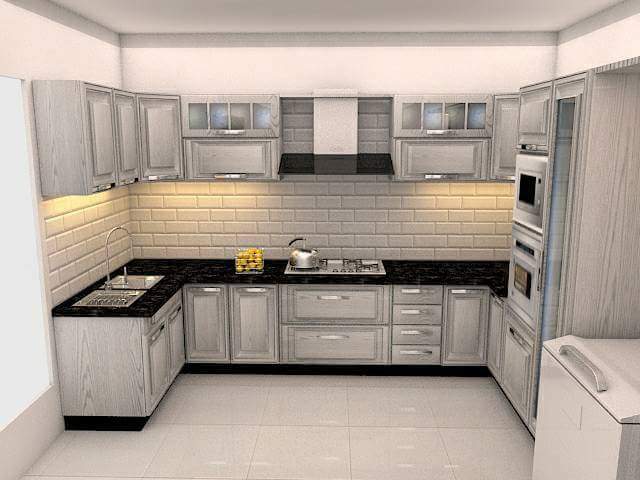Kitchen Design 2017 Pakistan