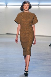 Rodarte Fall 2012 New York Fashion Week Fashion Gone Rogue