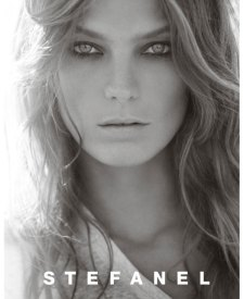 95d2519f92709 Stefanel Spring 2011 Campaign Preview | Daria Werbowy by Mario Testino