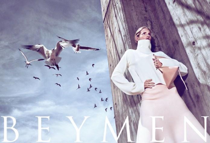 beymen fw ads4 Katrin Thormann Fronts Beymen Fall 2013 Ads by Koray Birand