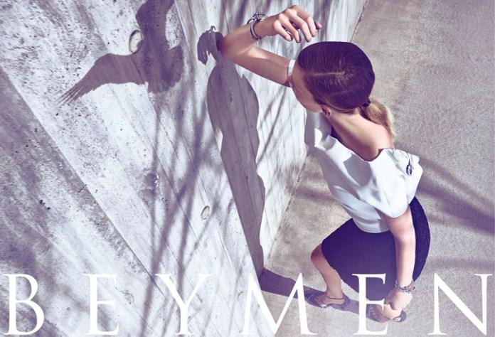 beymen fw ads5 Katrin Thormann Fronts Beymen Fall 2013 Ads by Koray Birand