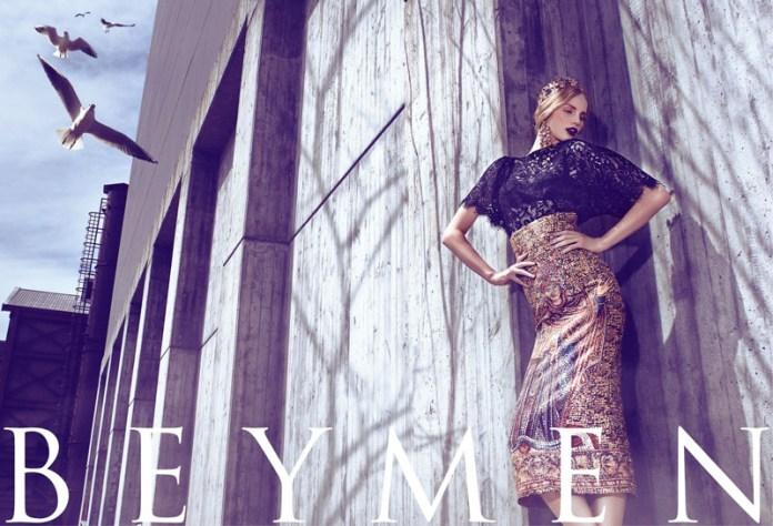 beymen fw ads6 Katrin Thormann Fronts Beymen Fall 2013 Ads by Koray Birand