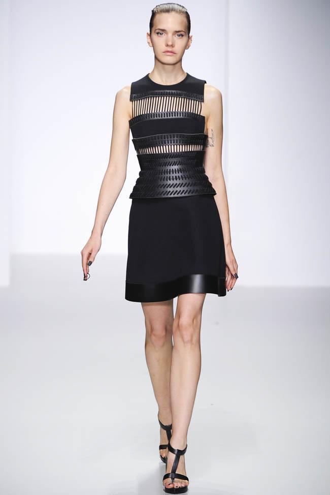 david koma spring 2014 27 4 London Fashion Week Spring 2014 Trends That Inspire
