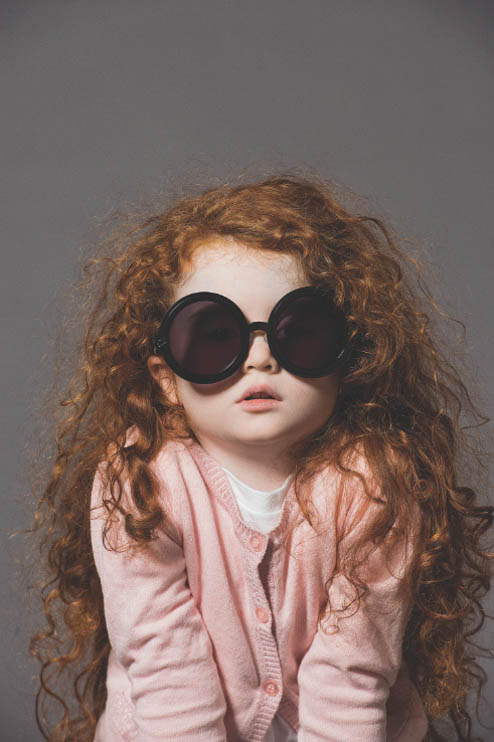 karen walker eyewear11 Cute Kids Front New Karen Walker Eyewear Advertising Campaign