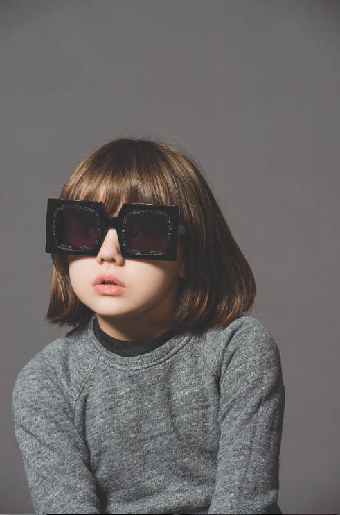 karen walker eyewear31 Cute Kids Front New Karen Walker Eyewear Advertising Campaign