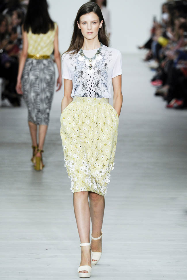 matthew williamson spring 2014 14 4 London Fashion Week Spring 2014 Trends That Inspire
