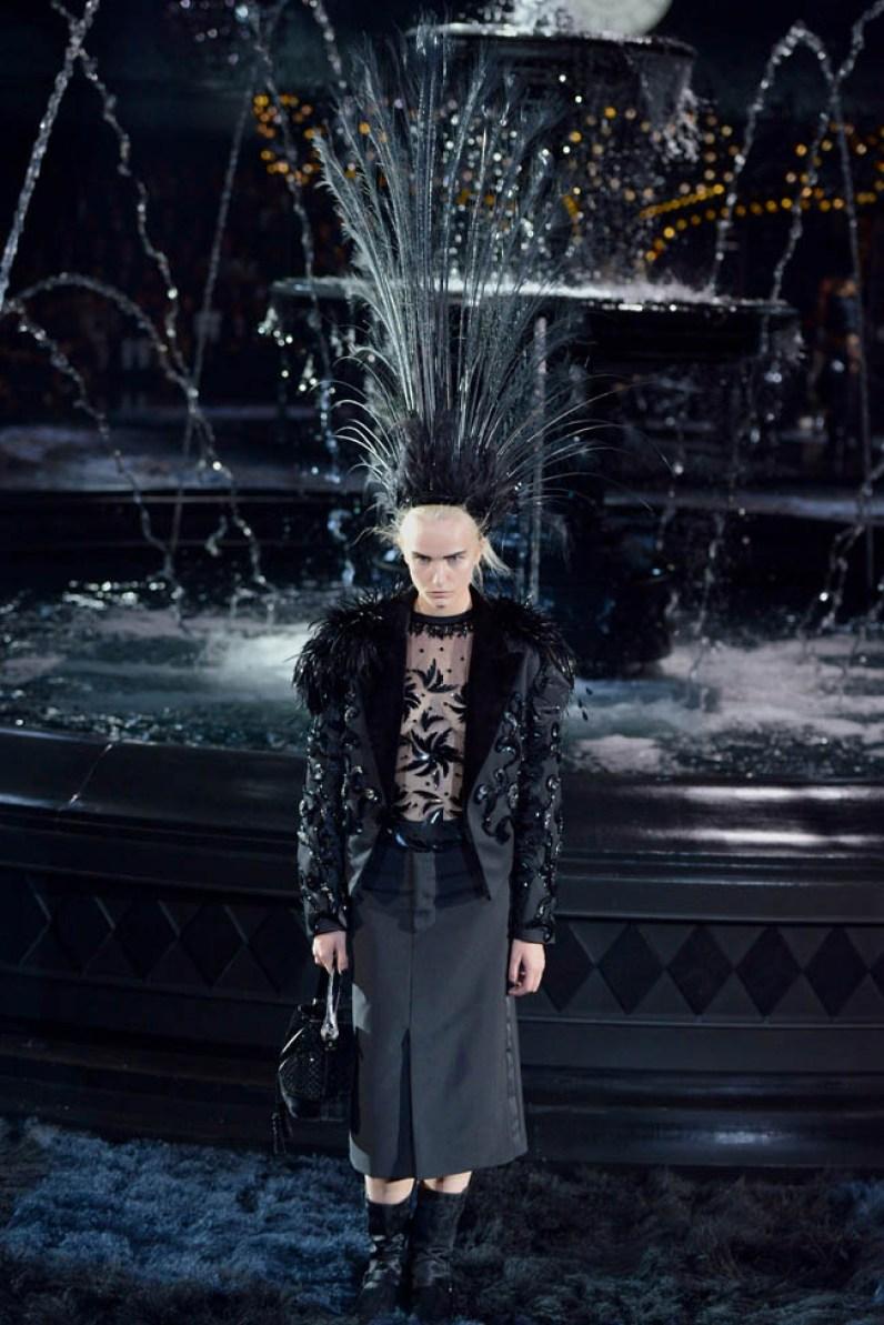 2014 Spring Summer Teen Fashion Trends: Louis Vuitton Spring/Summer 2014
