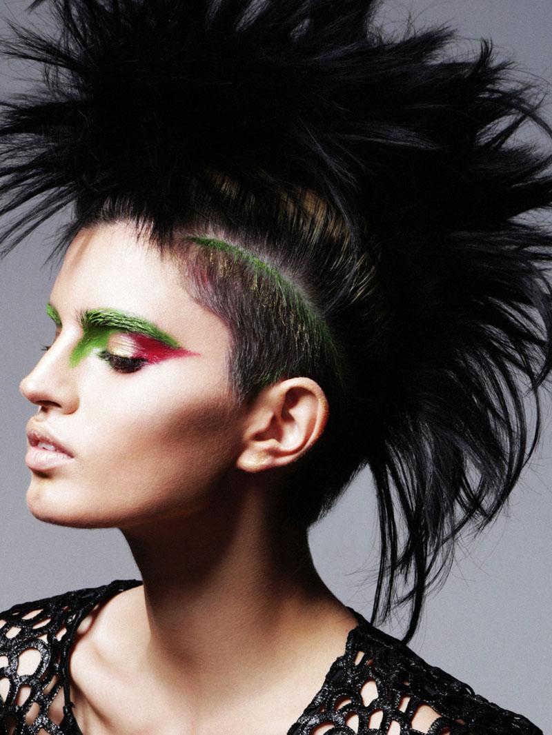 Sasha Panika By George Pavlenko In Pretty In Punk For