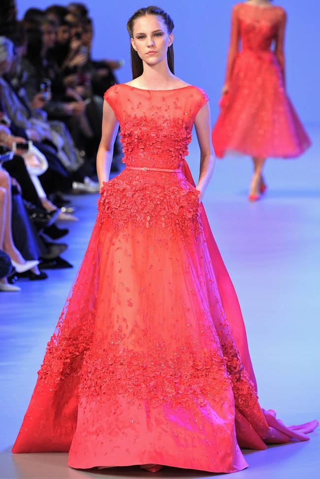Elie Saab Couture Spring 2014