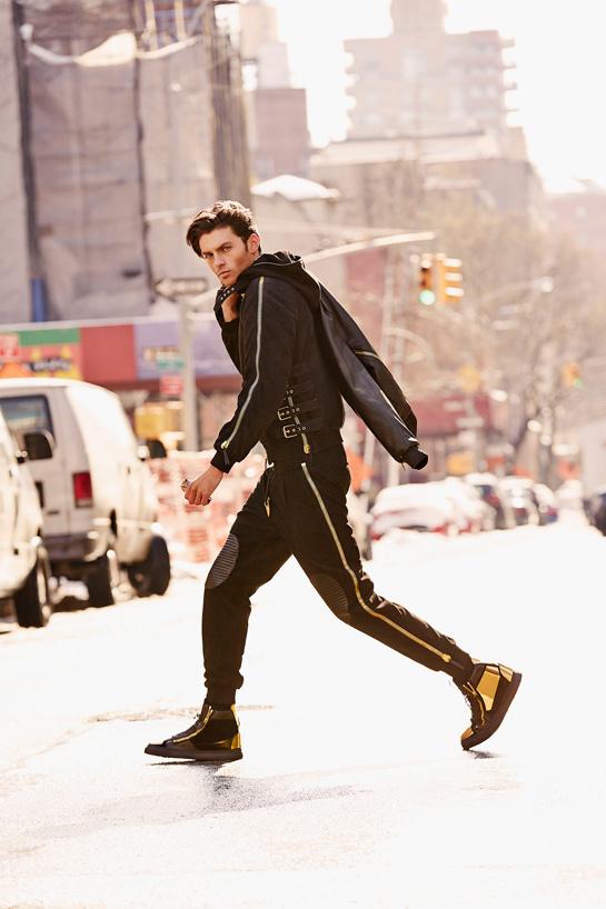 Giuseppe Zanotti Announces First Clothing Line Fashion