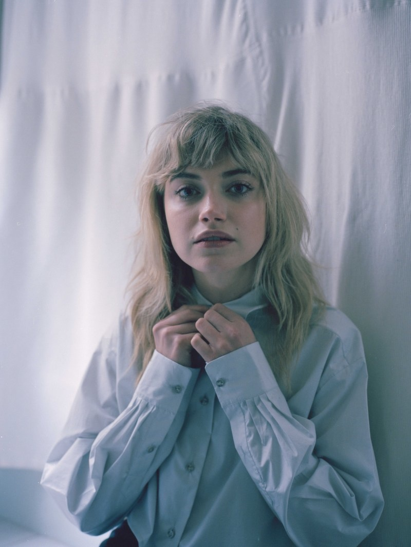 Imogen Poots Takes It Easy In So It Goes 3 Cover Shoot
