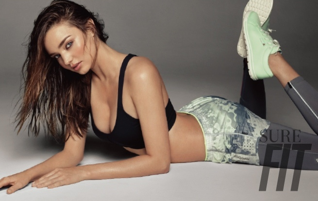 miranda kerr workout style photo6 Miranda Kerr Works Out in Style for Sure Fit Feature