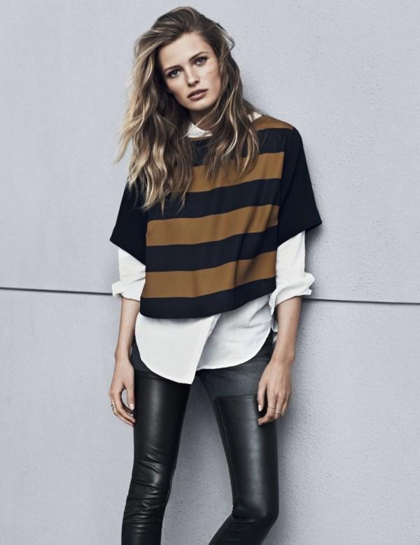 Edita Vilkevicute Sports HampMs Key Fall Fashion Pieces