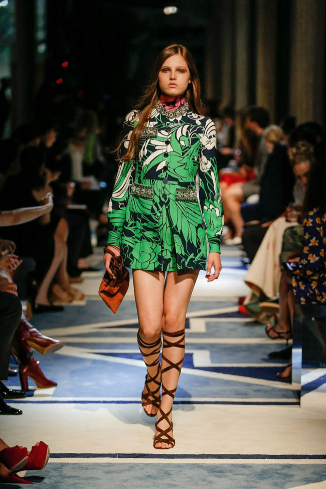 Miu Miu 2015 Resort Fashion Gone Rogue
