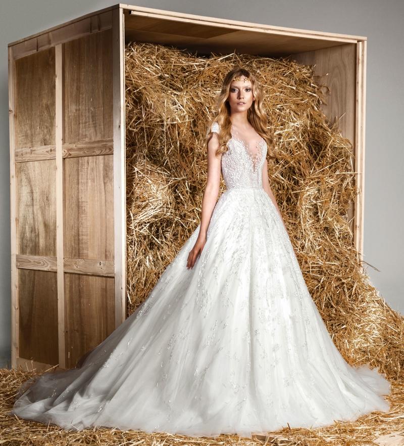 zuhair murad 2015 spring bridal photos. Black Bedroom Furniture Sets. Home Design Ideas
