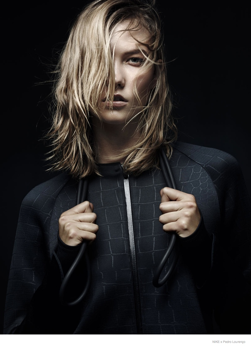 nike pedro lourenco photos karlie06 Karlie Kloss Gets Active in Nike x Pedro Lourenço Collection