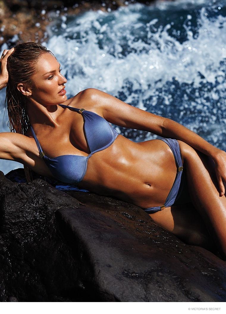 candice swanepoel swim photos11 Hot Swim! Candice Swanepoel Strips Down for Victoria's Secret Shoot