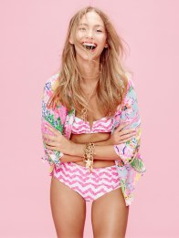 Get ready for the summer weather with the Lilly Pultzier x Target collaboration. Photo from lookbook.