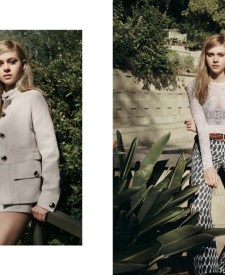 a91762a971c Nicola Peltz Wears Spring Neutrals for InStyle Feature