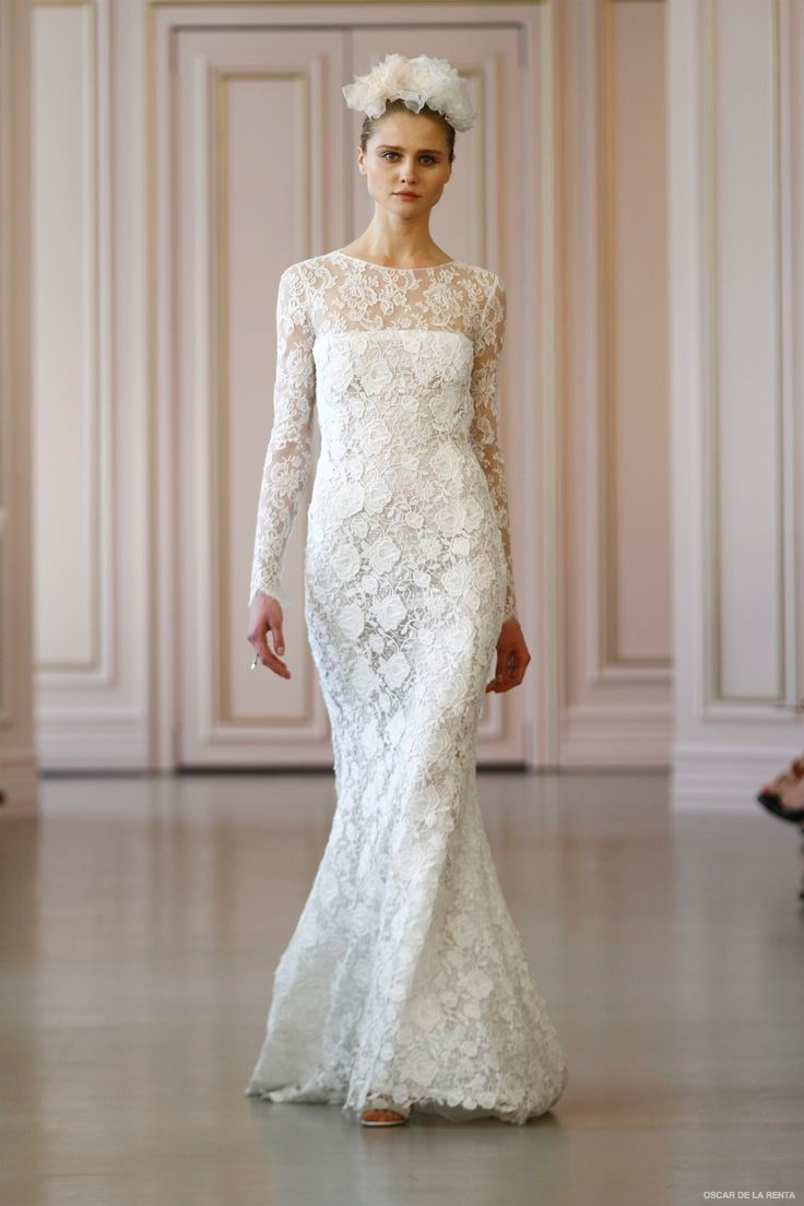 Wedding Dresses Oscar De La Renta 40 Luxury SS NEW YORK BRIDAL