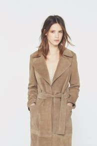 A look from Mango's pre-fall 2015 collection