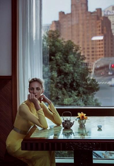 Anja-Rubik-Sasha-Pivovarova-Vogue-China-February-2016-Cover-Editorial11
