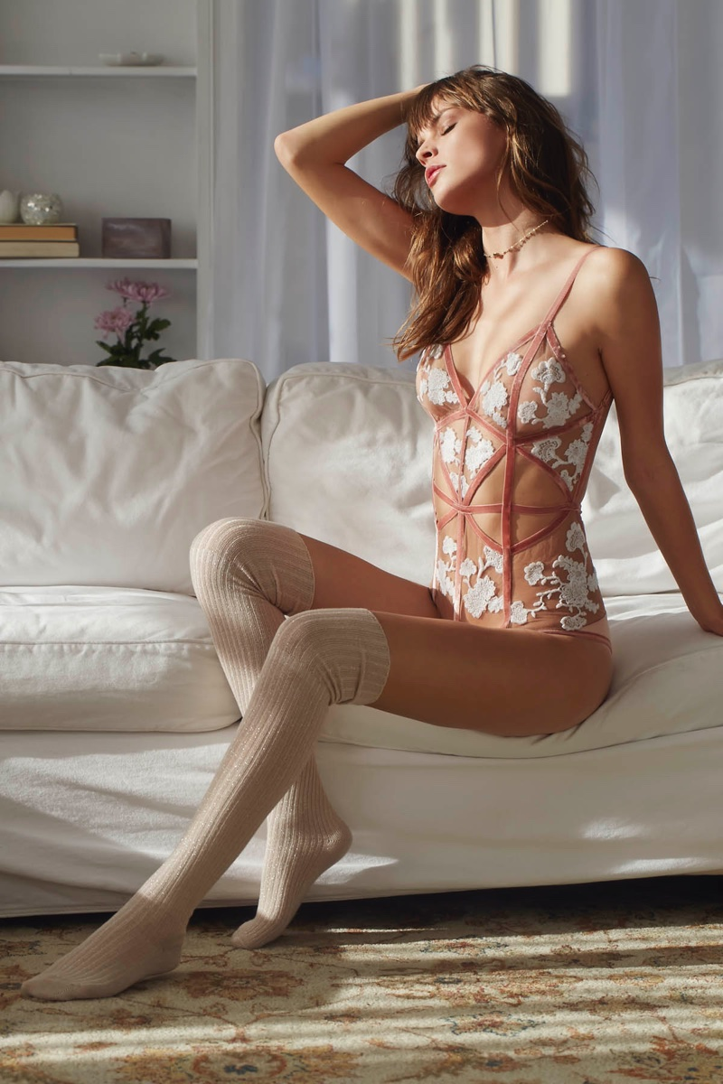 Free People Valentines Day 2016 Lingerie Lookbook