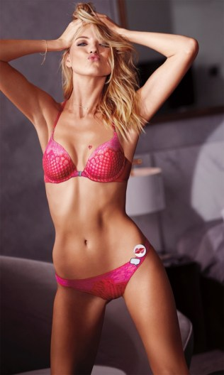 Victoria's Secret and its Collection of Lingerie for Valentine 2016