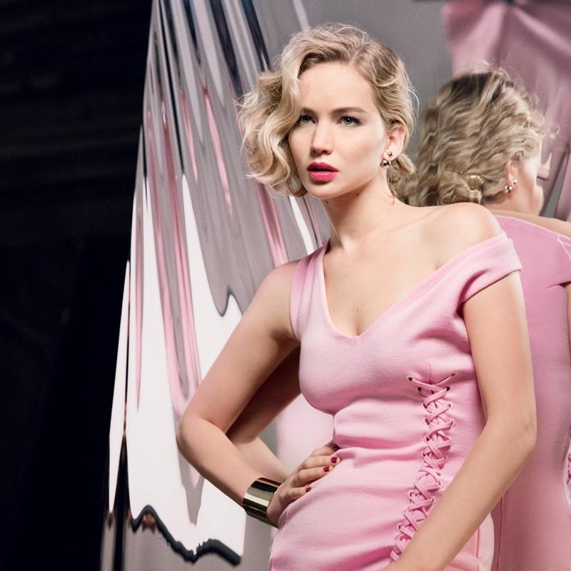 Jennifer Lawrence Harpers Bazaar May 2016 Photoshoot