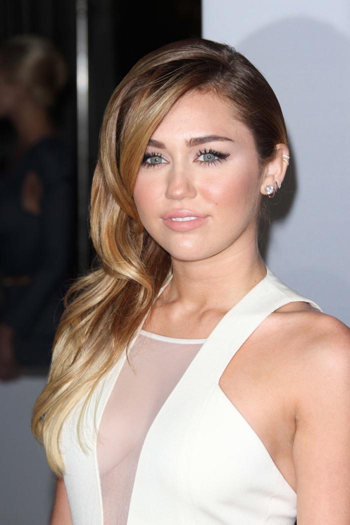 Miley Cyrus Hairstyles Miley\u0027s Short \u0026 Long Hair