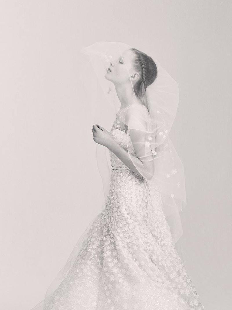 Elie Saab Wedding Dress 2017 41 Stunning Elie Saab Bridal Wedding