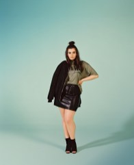 Barbie Ferreira Unretouched Missguided Campaign Fashion
