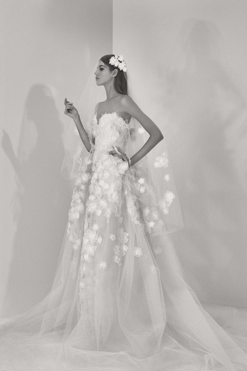 Wedding Dresses Elie Saab 41 Fancy elie saab fall bridal