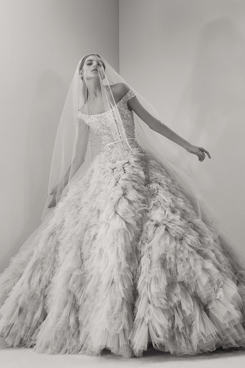 Wedding Dresses Elie Saab 85 Luxury elie saab fall bridal