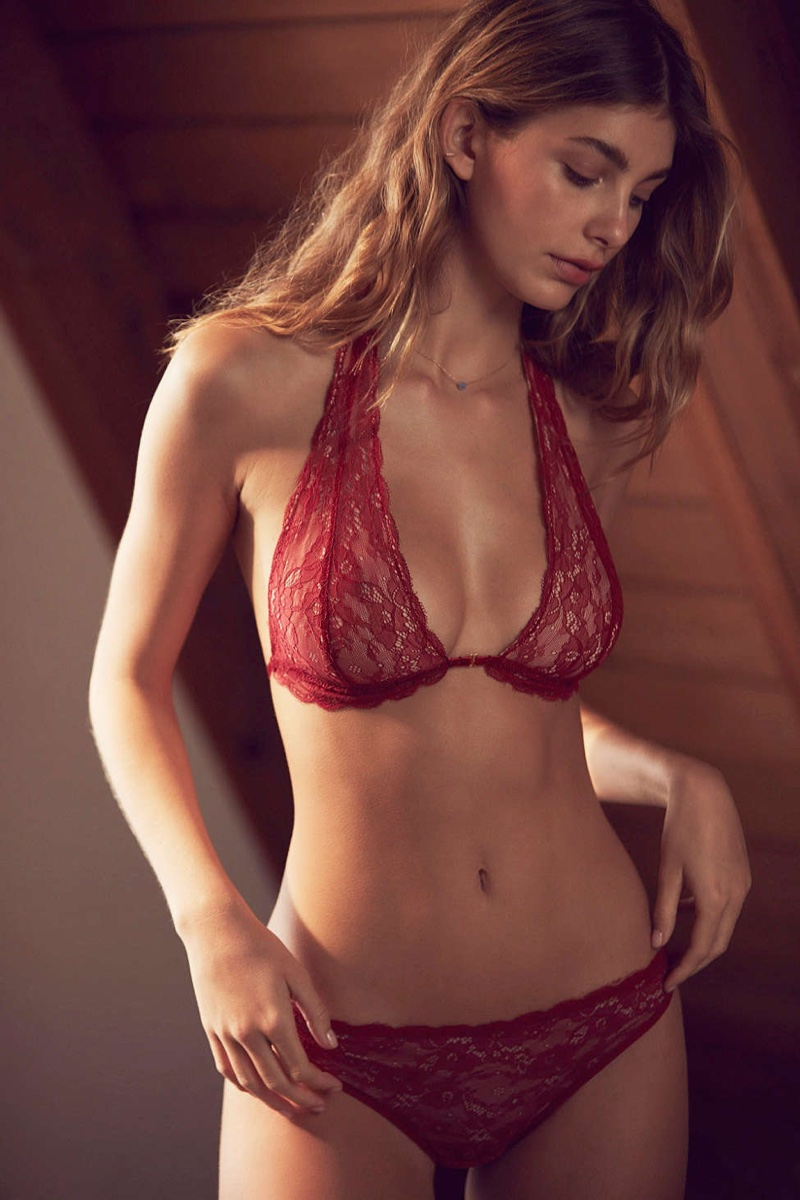 20 Valentines Day Lingerie Outfit Ideas