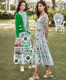 Tory Burch Holiday 2019 Campaign Fashion Gone Rogue