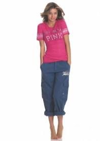 Model Miranda Kerr for Victoria's Secret Pink (2006)