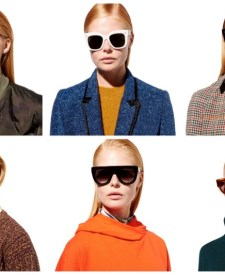 c1b16c30061 Chic Shades  See Céline s Fall 2017 Sunglasses