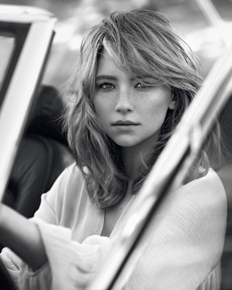 Chloe taps actress Haley Bennett as the face of its signature fragrance