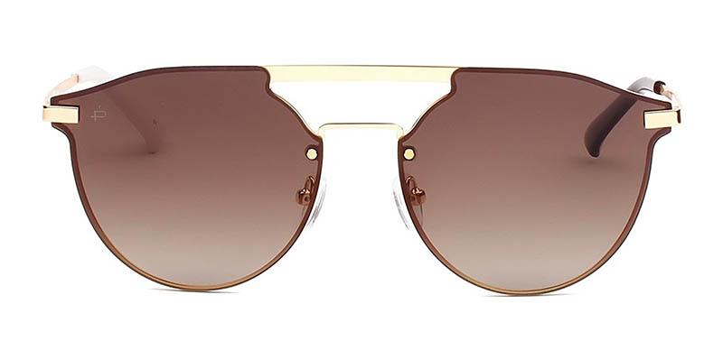 Privé Revaux Icon Collection 'Parisian' Designer Polarized Geometric Sunglasses $29.95